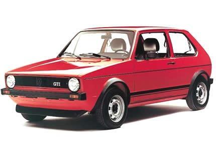 Volkswagen Golf GTI Mk.I (1976)