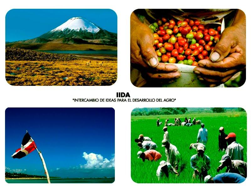 """IIDA """" Intercambio de ideas para el desarrollo del agro"""""""