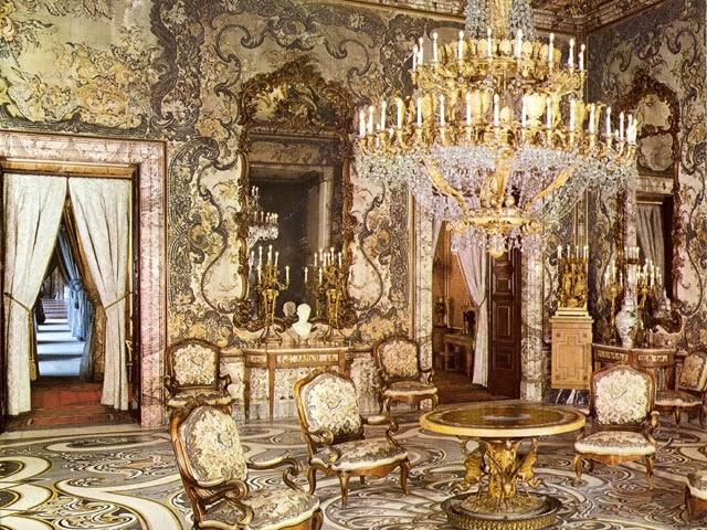 Historia 1 e estilo rococ for Diseno de interiores san sebastian