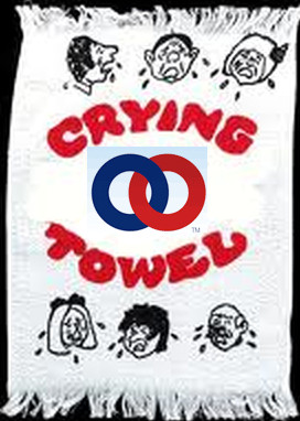 NOM Crying Towel