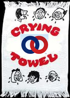 National Organization for Marriage Crying Towel