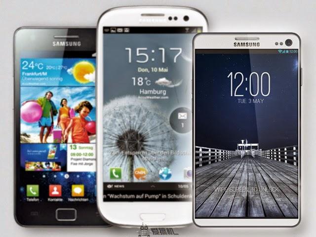 Best 10 Samsung Smartphones 2014