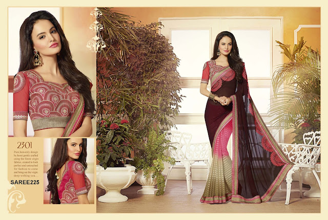 Exclusive Designer Saree Buy Online- Wholesaler