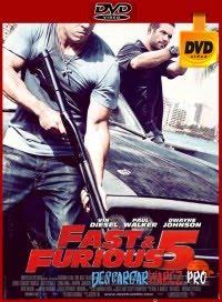 Rápidos y furiosos 5in control (2011) DVDRip Latino