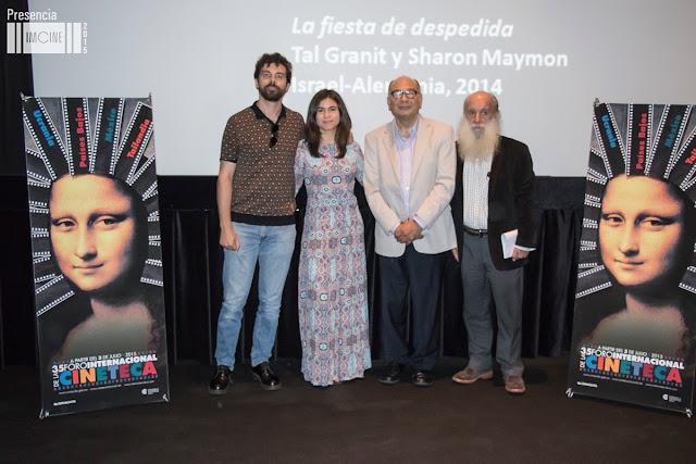 35 Foro Internacional de la Cineteca Nacional a partir de Julio