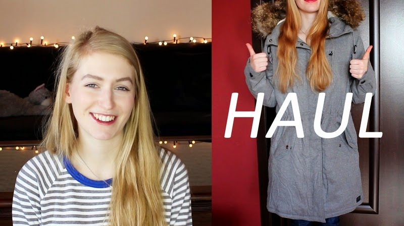 VIDEO: Clothing Haul!