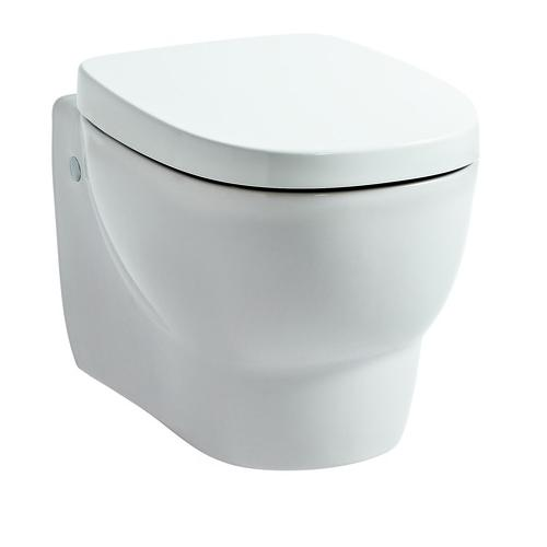modecor toilet suites laufen mimo wall hung inwall toilet pan. Black Bedroom Furniture Sets. Home Design Ideas