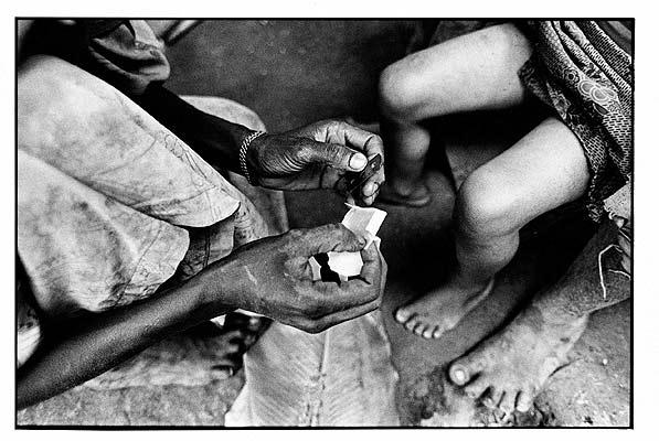 La ablación femenina en África es una situación que ha venido ...