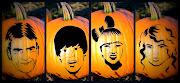 FREE Celebrity Pumpkin Stencils from TMZ