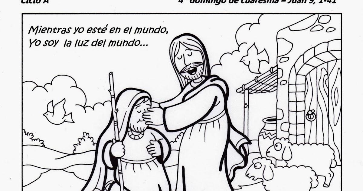 El Rincón de las Melli: 4º domingo de Cuaresma - CICLO A
