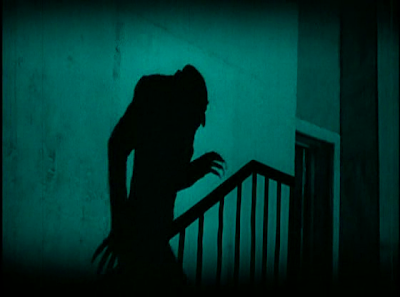 Count Orlok's Shadow, Nosferatu, Directed by F.W Murnau