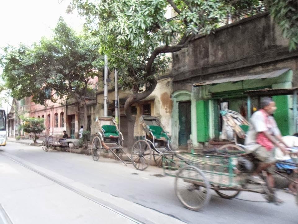 Rickshaw Kolkata