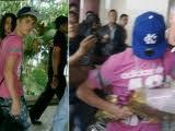 FOTO VIDEO JUSTIN BIEBER KECOPETAN DI BANDARA SOEKARNO HATTA JAKARTA 2011 Fans Justin Bieber Menangis 2011