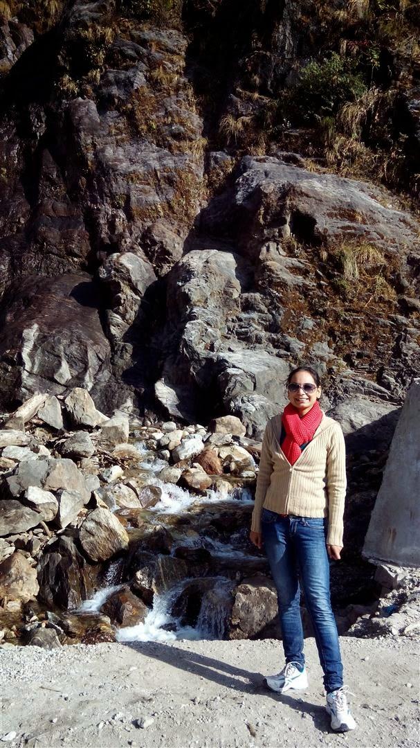 Enroute Gangtok