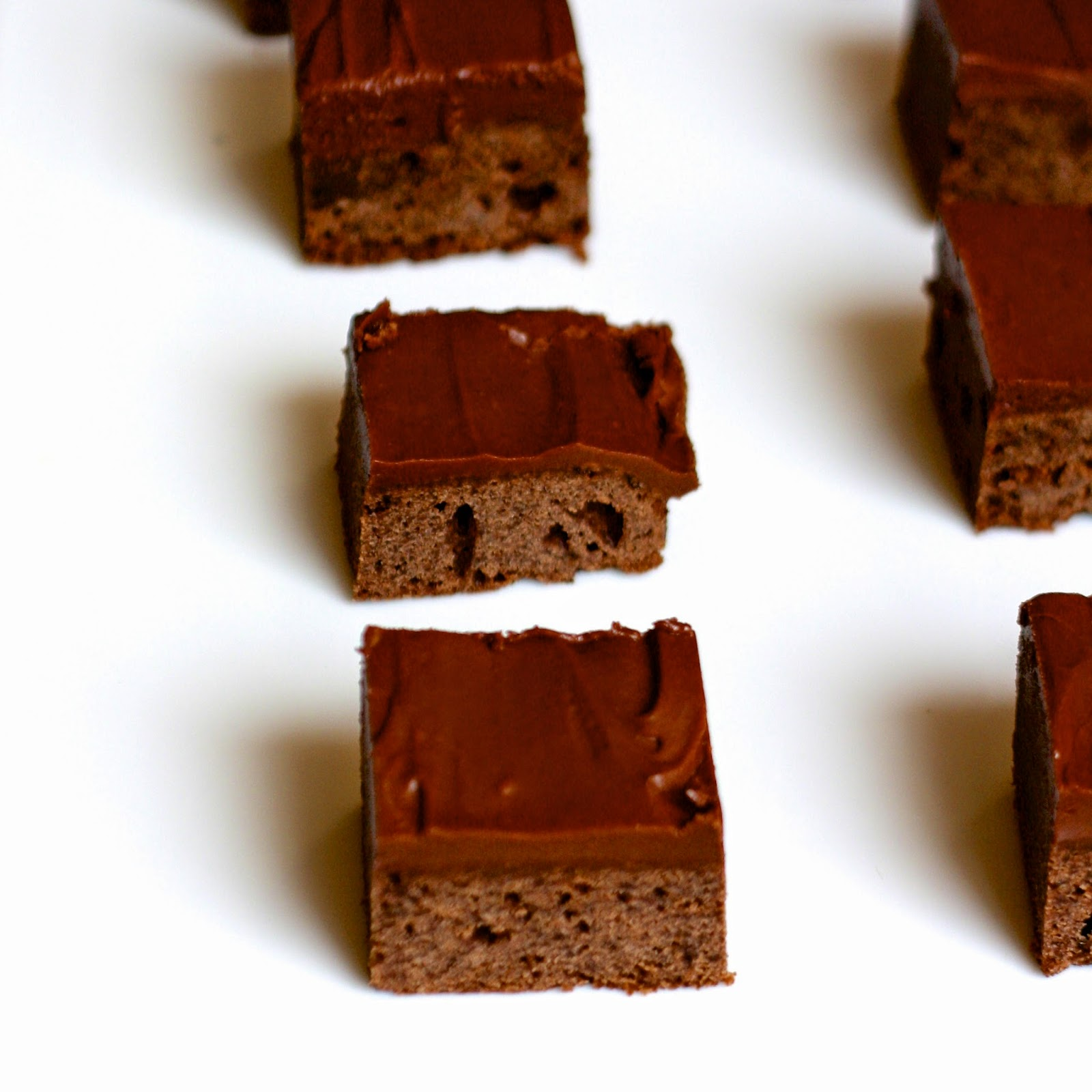Amaretto Brownies | The Sweets Life