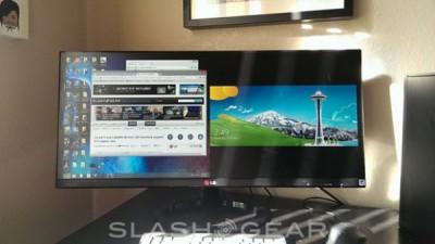 LG UltraWide UM95, Monitor 32 Inci Rasio 21:09 Akan Dipamerkan di CES 2014