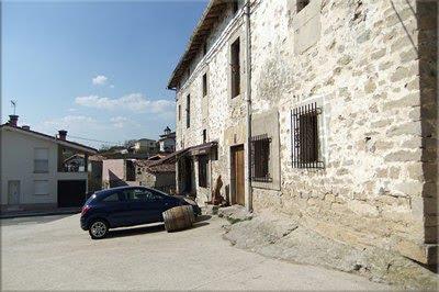 Plaza de Subilana-Morillas, aquí dejamos los vehículos