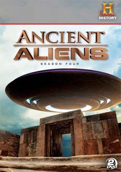 History Channel  Ancient Aliens Episódio 4 MKV + RMVB Legendado