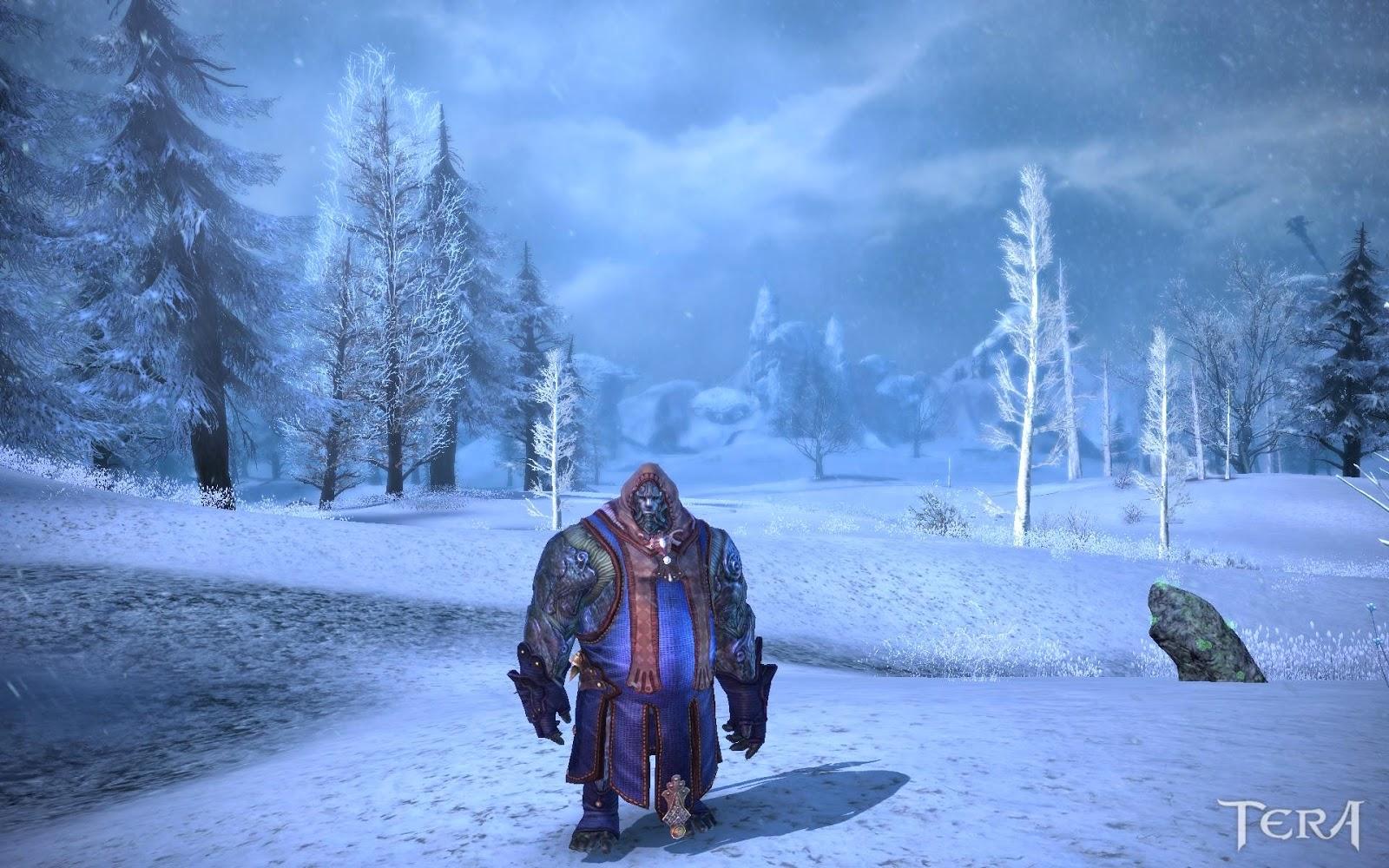 MMORPG Seasonal Weather