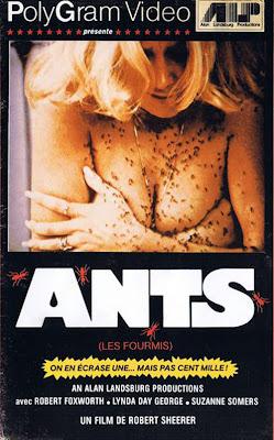 Intrusos letales (Hormigas) (1977)