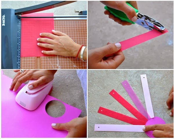 DIY Gift Box in Cut and Paste Way