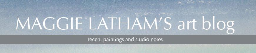 Maggie Latham's Art blog