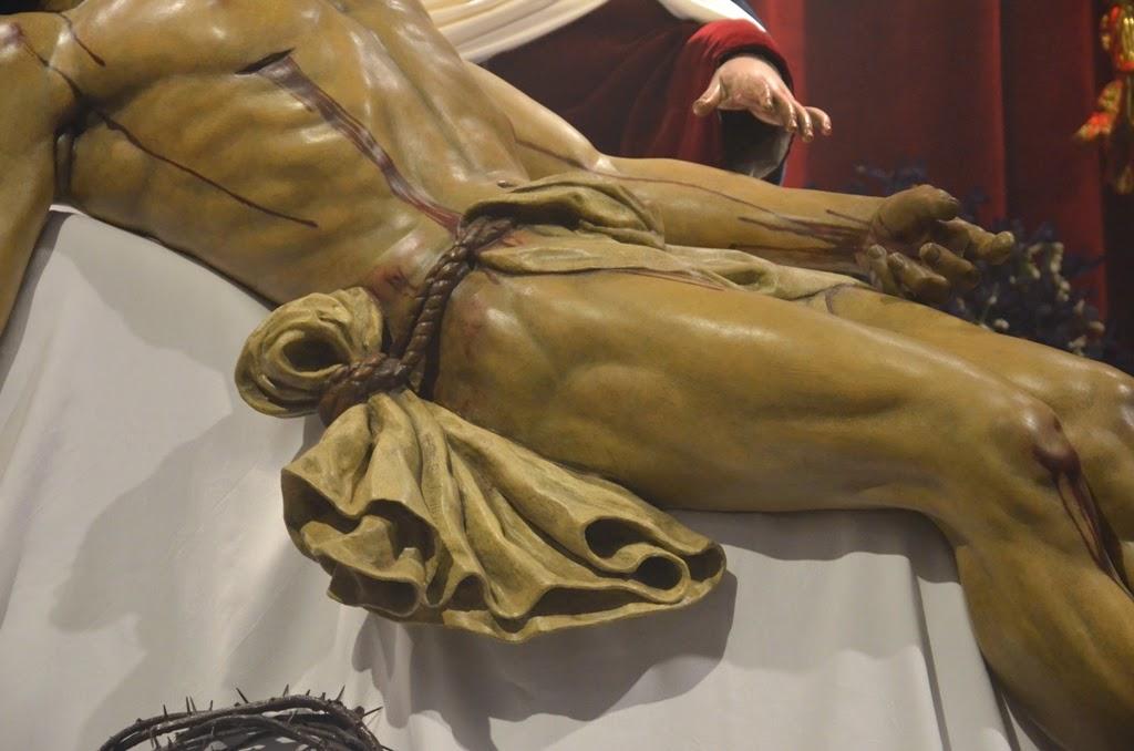 Cristo Misericordia - Baratillo - Sevilla