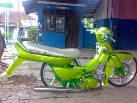 Honda Grand Ceper Modifikasi