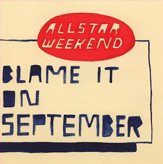 Allstar Weekend - Blame It On September Lyrics