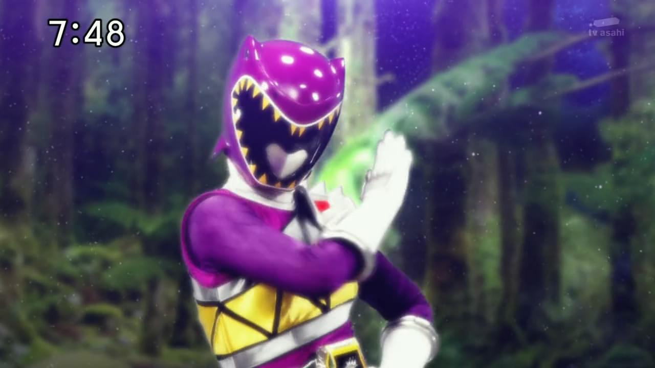The center of anime and toku: Zyuden Sentai Kyoryuger 24 ...