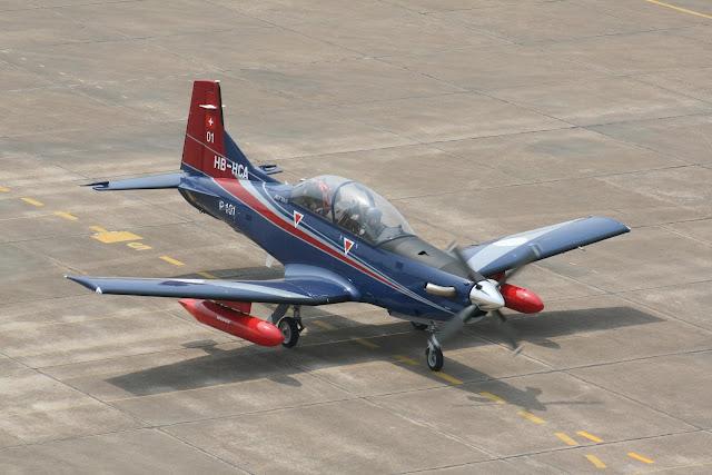 Pilatus PC-7 Mk-II