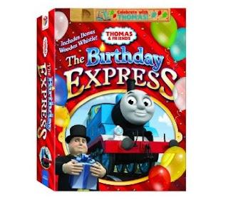 Thomas giveaway