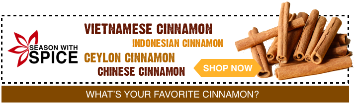 buy quality vietnamese cinnamon at season with spice shop