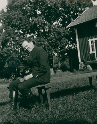 SWEDISH TENOR FOLKE ANDERSSON (1892 - 1988) CD