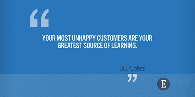 Jangan kecewakan Customer Anda