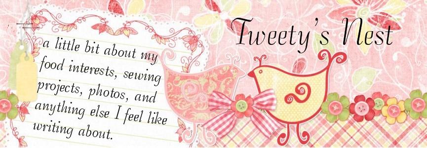 tweety's nest