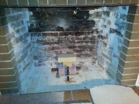 Fireplace Concrete Repair Chimney Repairs Masonry Repairs