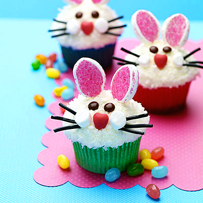 easter cupcakes for kids to make. Kids Easter Recipe #3