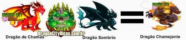Dragão Chamejante