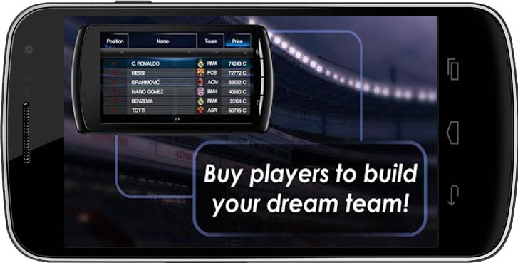 Download Game Android Terbaru PES 2012