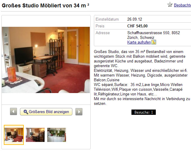 fake angebote bei immobilien bern z rich basel. Black Bedroom Furniture Sets. Home Design Ideas