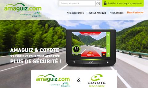 Offre Amaguiz - Coyote