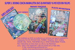 TANGAZO LA DVD ZA MASUMBWI