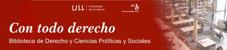 Blog de la Biblioteca de Derecho y CCPPSS
