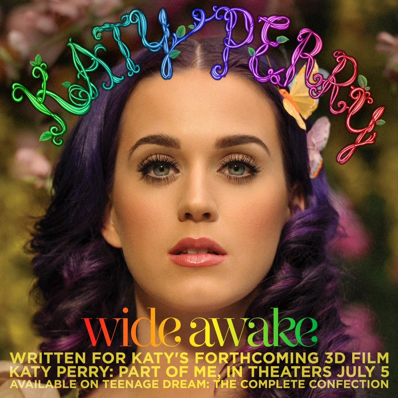 Katy Perry - Wide Awake (Produced by Dr. Luke and Cirkut