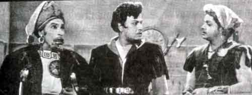 MGR in his Movie