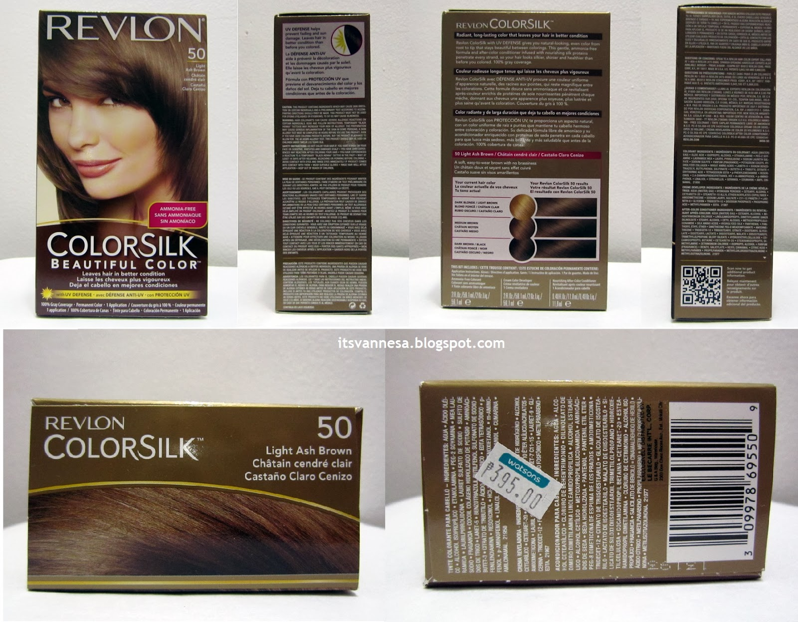 Vanne San Pedro Coloring My Hair Revlon Colorsilk Beautiful Color