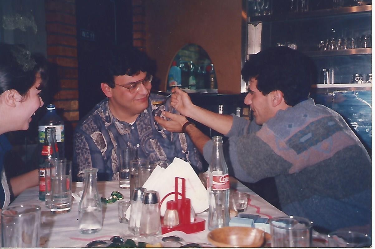 1994- ΠΑΡΕΑ...ΔΗΜΟΣΙΟΓΡΑΦΙΚΗ