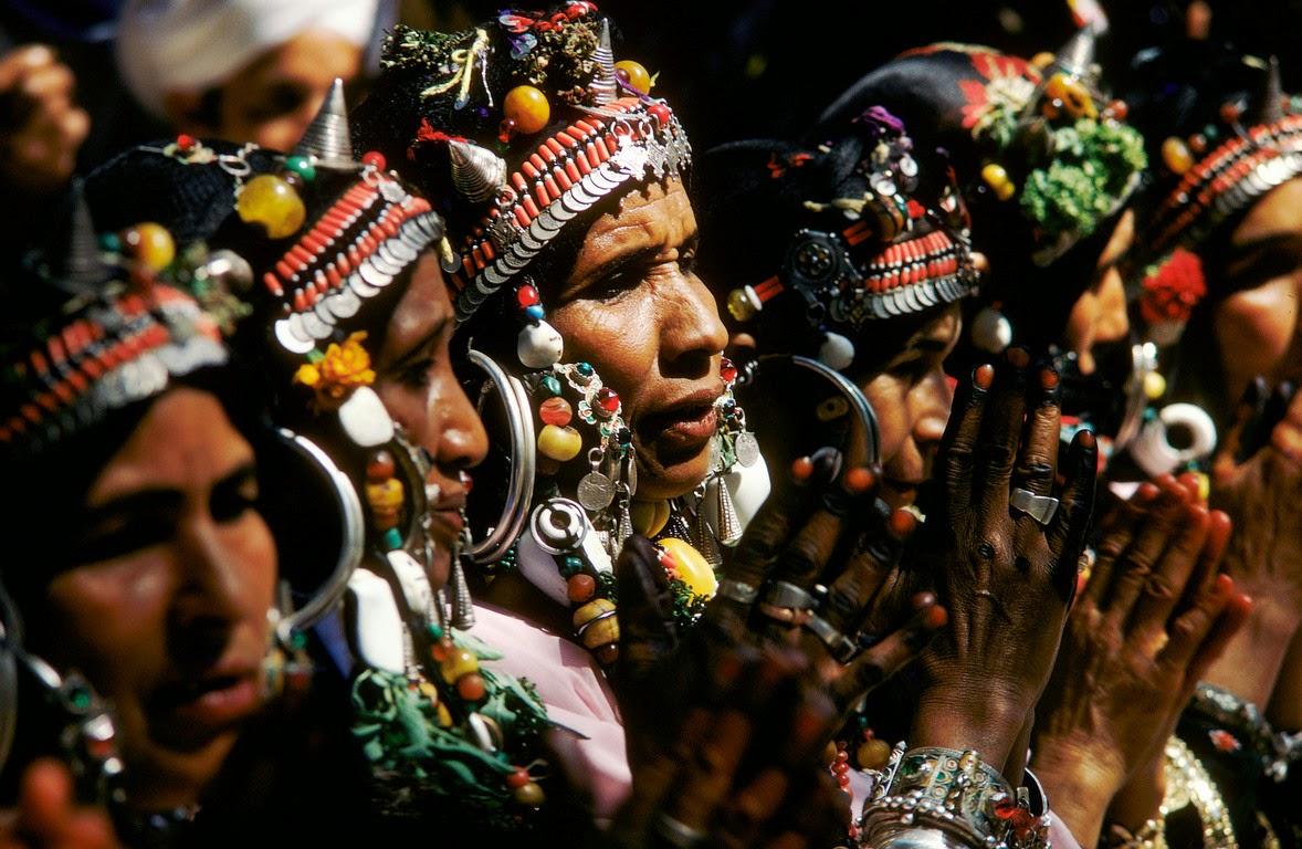 Cuentos que curan: las mujeres bereber.