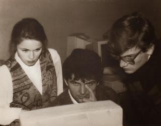 Т.Юрчук, Сергей Токарь и Павел Гусак - журнал «SoftREVIEW/Компьютерное обозрение» 1993/1994 годы